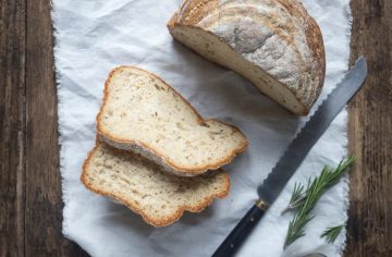 Baked In-Store Rosemary & Olive Oil Sourdough