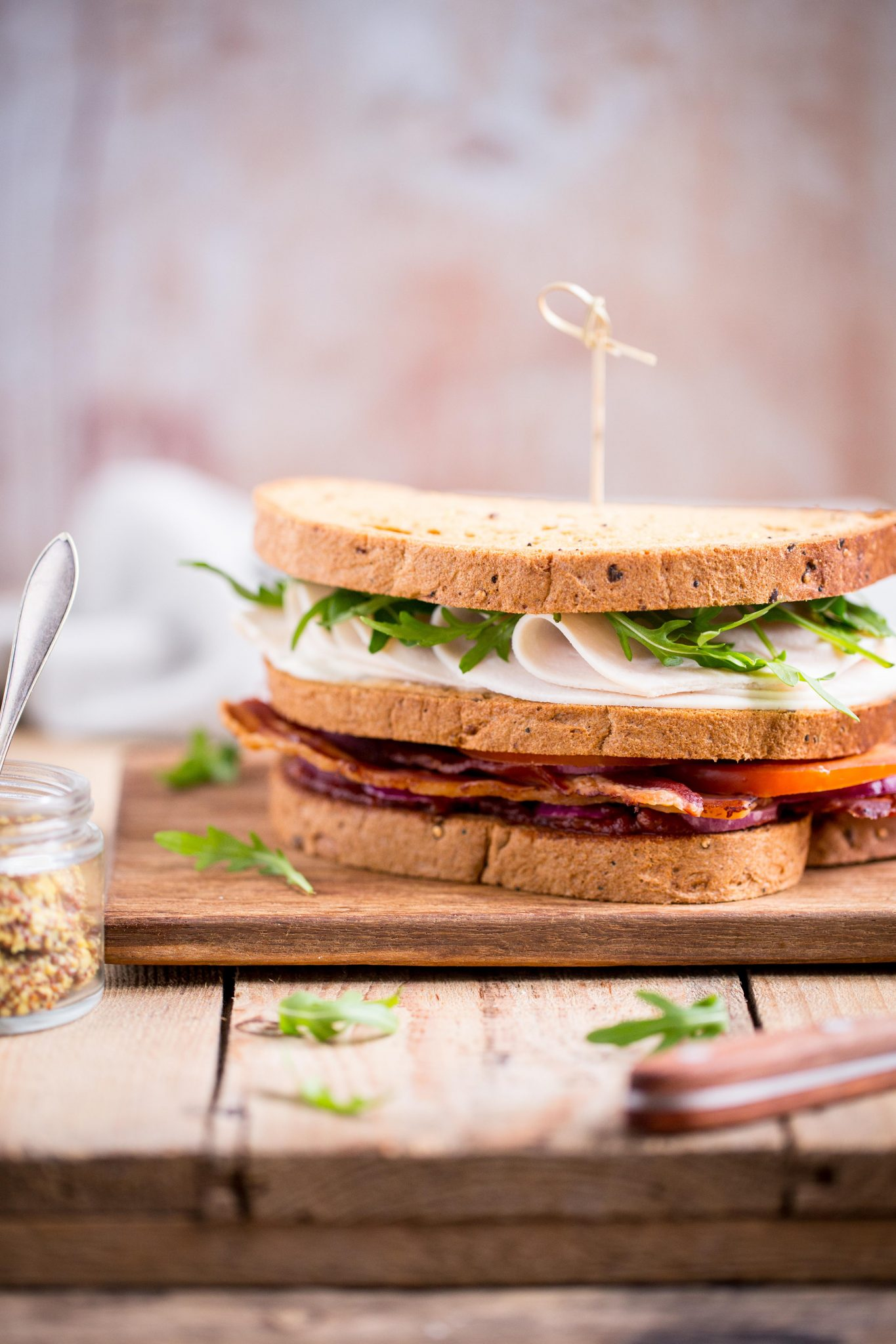 Promise Gluten Free Turkey Club Sandwich